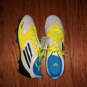 Adidas F-10 TRX FG Junior Soccer Cleats